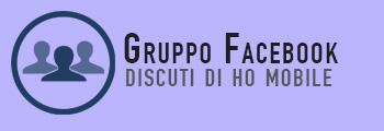 Gruppo Facebook Ho Mobile Iliad