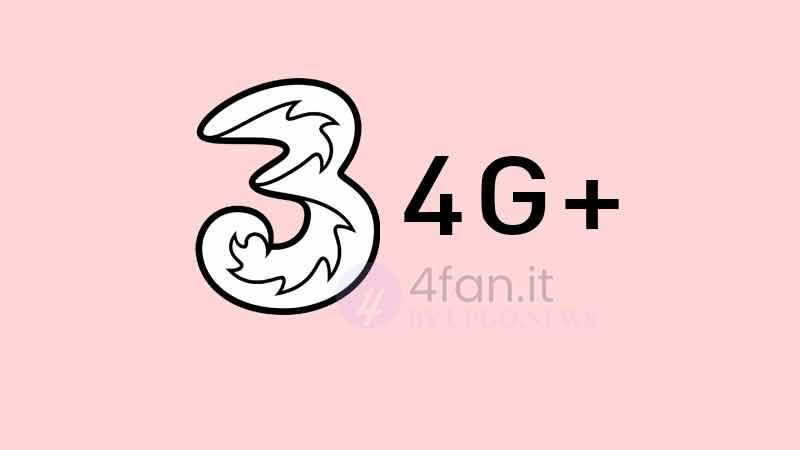 3Italia spegnimento 4G+
