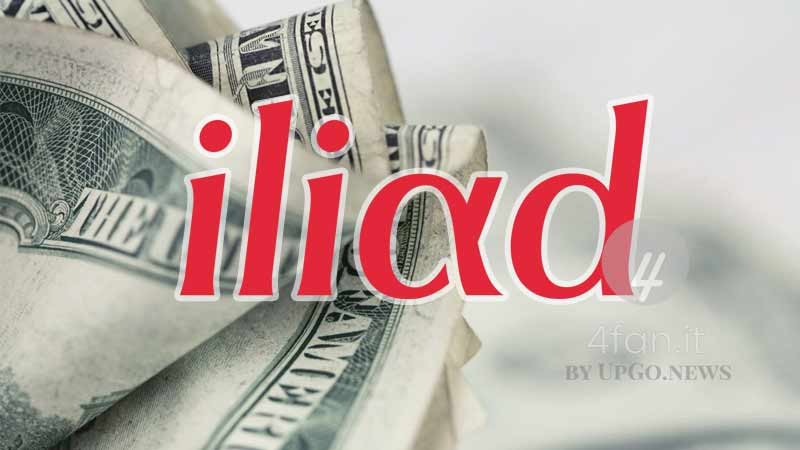 Iliad Telecom conti Tim, Wind, Vodafone, 3