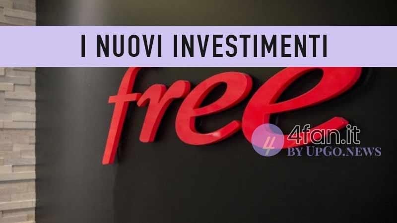 Nuovi investimenti con Iliad