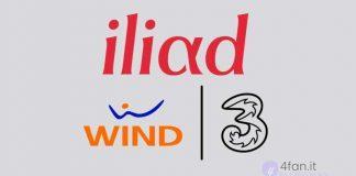 Iliad vs Wind Tre