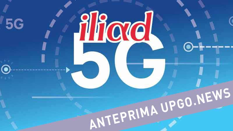 Iliad roaming 5G