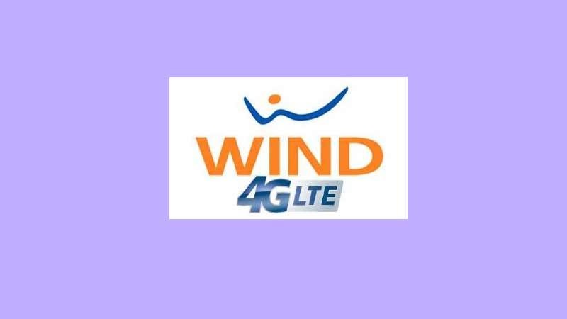 Wind in 4G