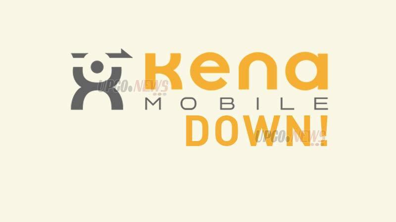 Kena Mobile disservizi di rete