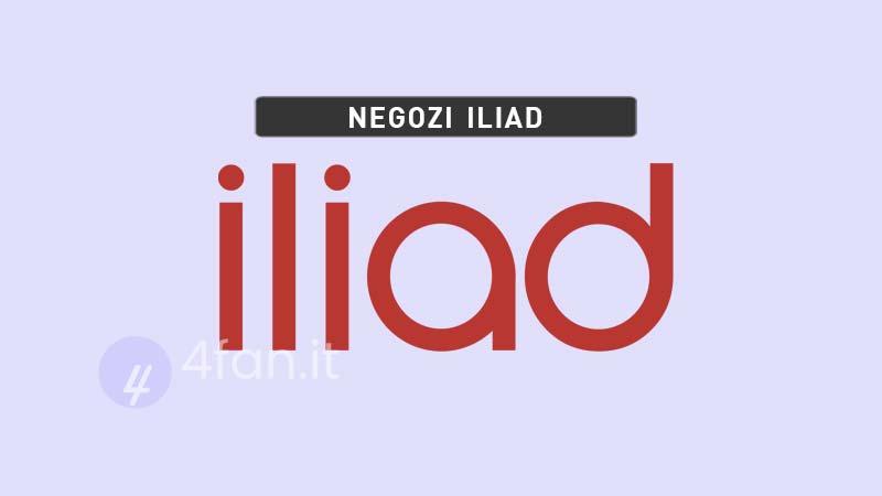 Iliad negozi