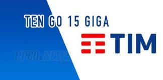 TIM TEN GO 15 GIGA