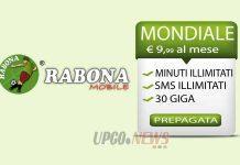 Rabona Ho Mobile MVNO