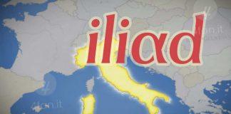Iliad Mobile copertura