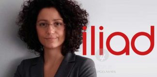 Lina Vitolo Iliad Italia