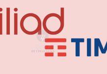 Iliad e TIM accordo rete e roaming