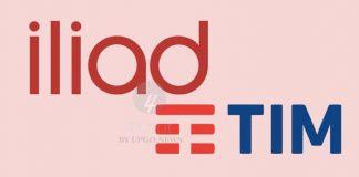 Tim vs Iliad