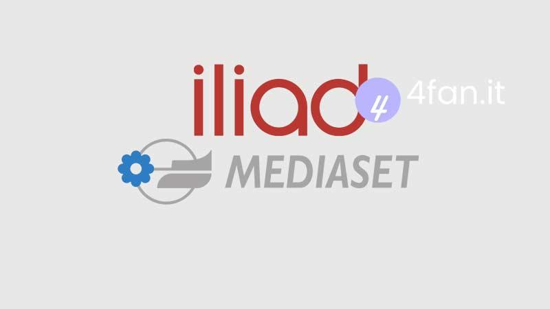 Iliad Mediaset