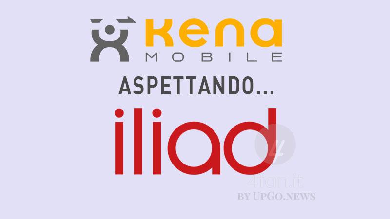 Kena Mobile in attesa di Iliad