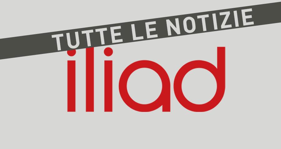 Negozi di Iliad Italia