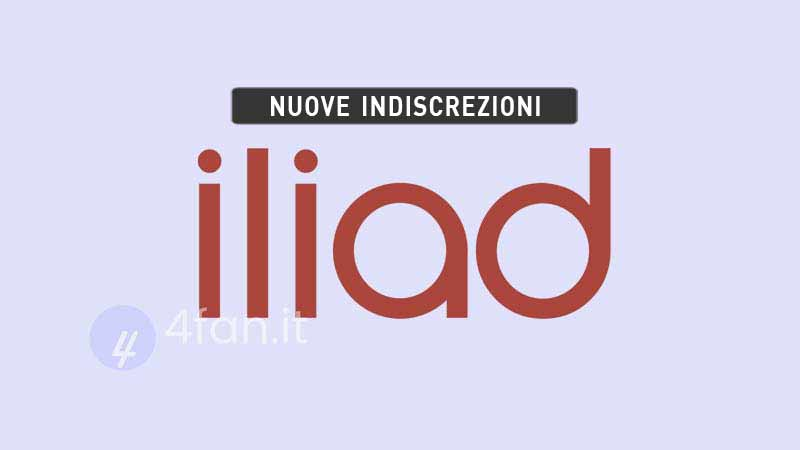 Indiscrezioni su Iliad