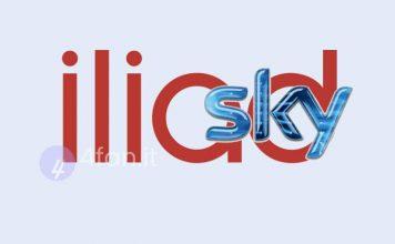Accordo pubblicità Iliad e Sky