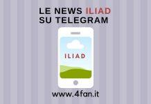 News Telegram Iliad