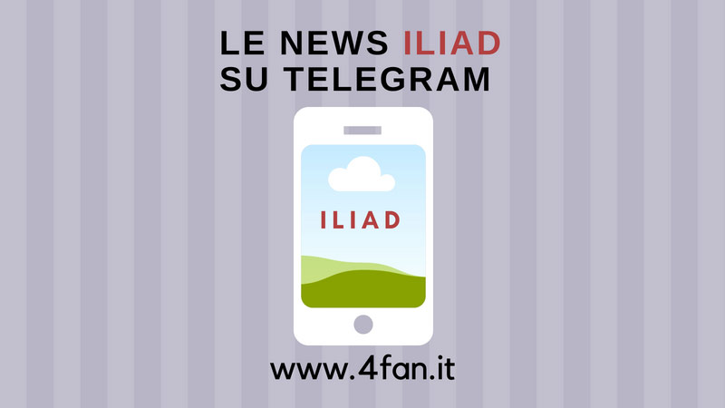 News Telegram Iliad