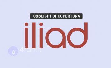Obblighi di Copertura Iliad