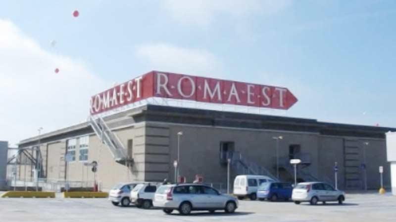 Centro Commerciale Roma Est Iliad