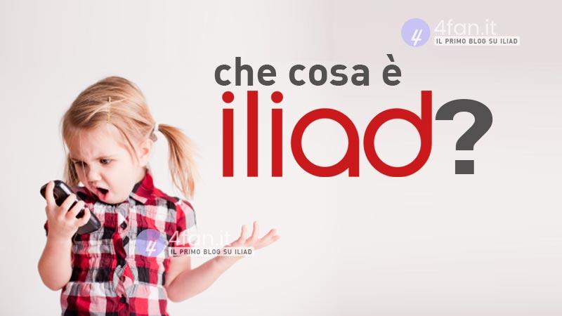 Che cosa è Iliad