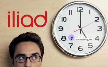 Iliad quando partenza data