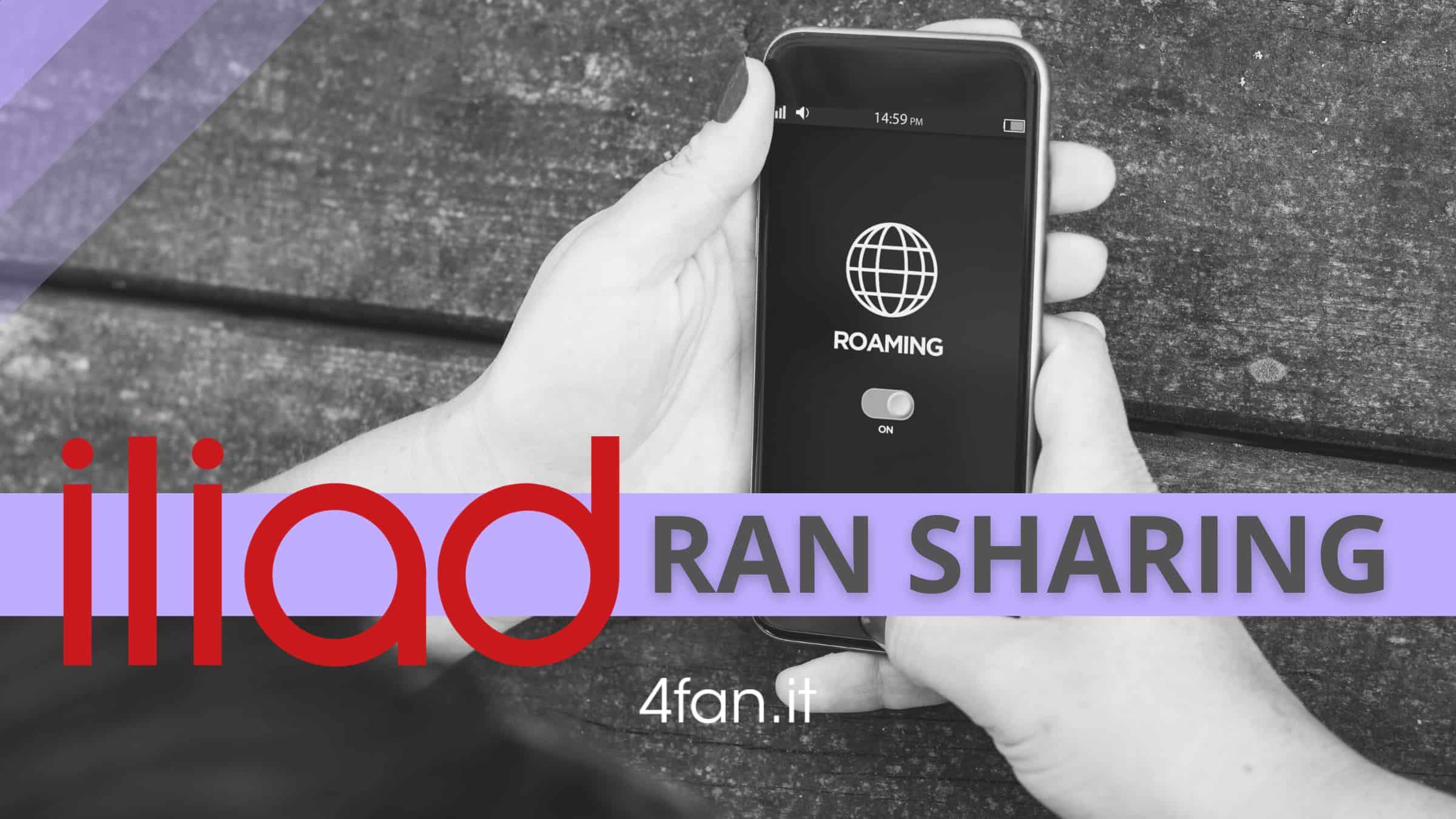 Iliad ran sharing