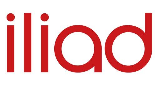 Il logo di Iliad Italia