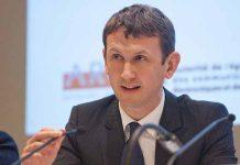 Maxime Lombardini, CEO di Iliad