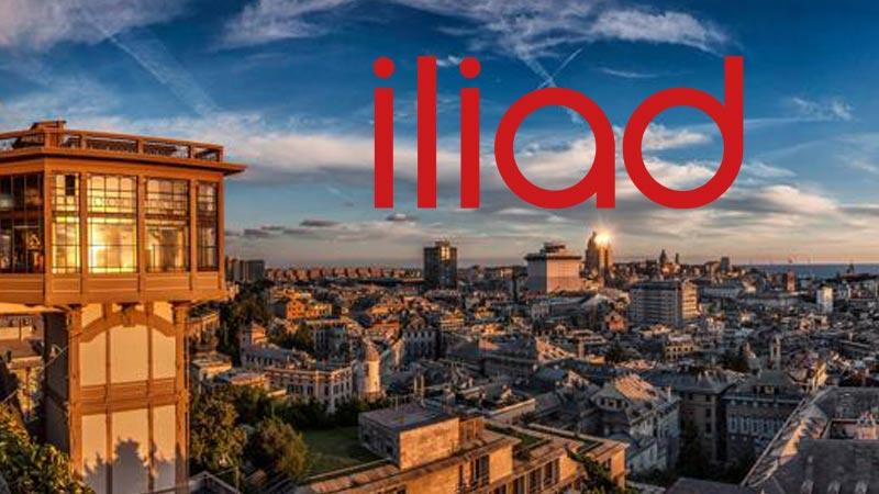 Iliad a Genova