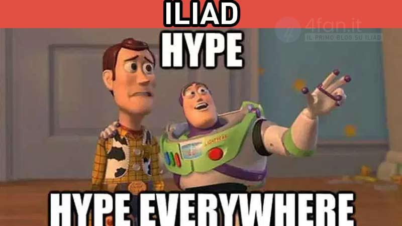 Iliad Hype