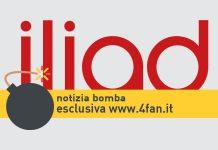 Iliad notizia bomba