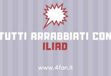 Tutti arrabbiati con Iliad