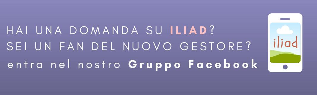 Iliad Gruppo Fan