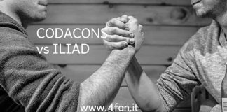 Codacons vs Iliad