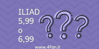 Migliore tariffa Iliad