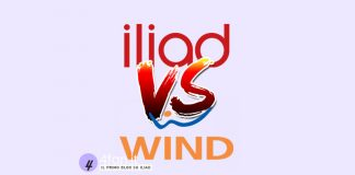 Iliad vs Wind