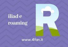Iliad e roaming nazionale