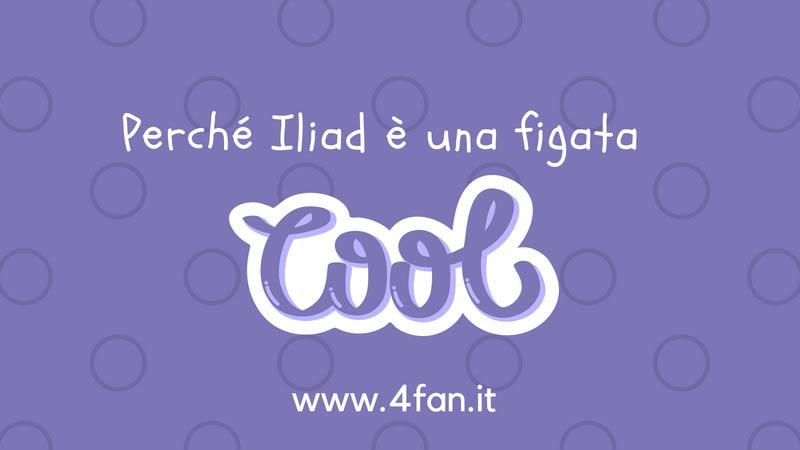Iliad figata