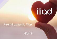 Perché amiamo Iliad