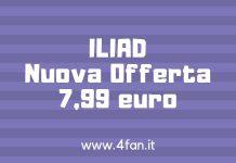 Iliad 7,99 euro