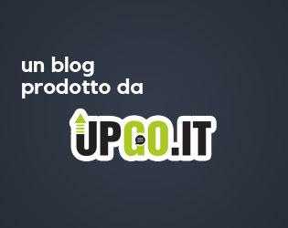 Blog prodotto da UpGo.it