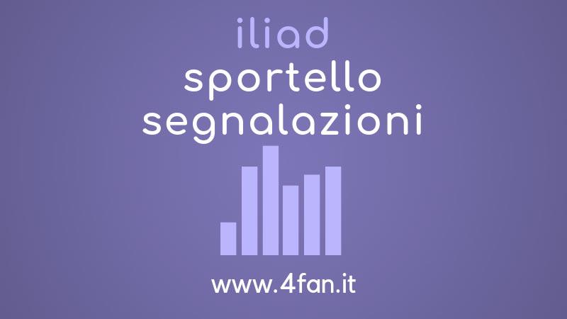 Iliad Segnalazioni