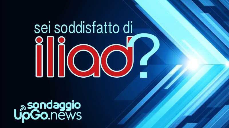 Sei Soddisfatto di Iliad?