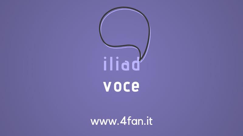 Iliad Voce