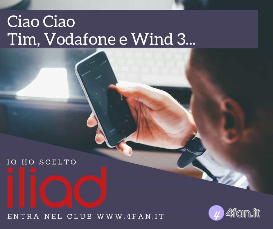 Ciao Ciao Iliad