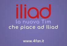 Iliad nuova Tim