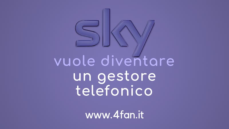 Sky gestore telefonico