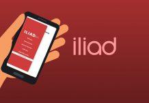 Nuova App Iliad