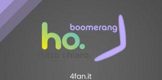 Ho Boomerang